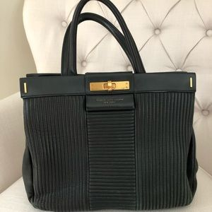 MARC by Marc Jacobs Black leather crossbody purse